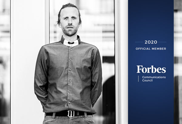 Reinventing The Communication Puzzle In The Crypto Space. A new Forbes Article from Fabian Friedrich is online
