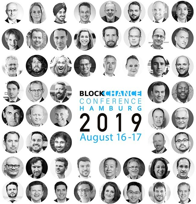 Only 13 days until Blockchance Conference Hamburg 2019 — wohoo! Save the date, book your trip and be there on Friday & Saturday August 16 & 17.