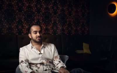 Dr. Evan Luthra Interview at Blockchance Conference Hamburg 2019