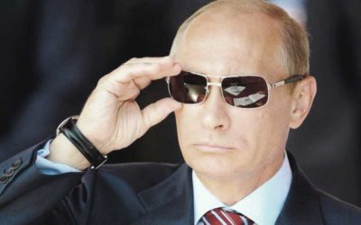 Vladimir Putin wants to make his next election unforgeable through Blockchain technology