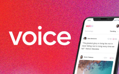 Block.one invests more than $150M into its EOS-Blockchain Social Media an Universal Basic Income Platform called Voice
