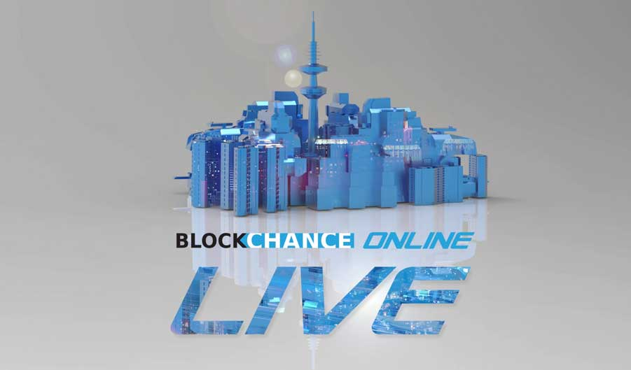 BLOCKCHANCE Online LIVE will start soon