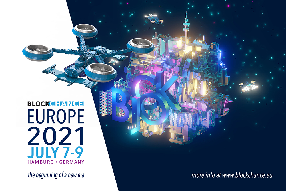 blockchance europe 2021 banner