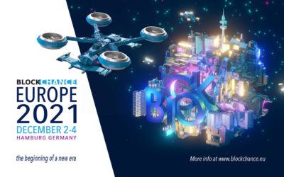 A New Date For The BLOCKCHANCE Europe 2021 Conference