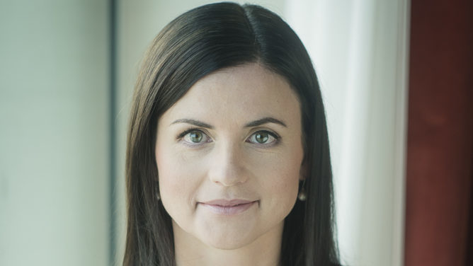 Katharina Gehra – a blockchain advocate with inspiring ambitions