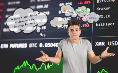 Where to buy Bitcoin and co. – the best crypto exchanges in comparison