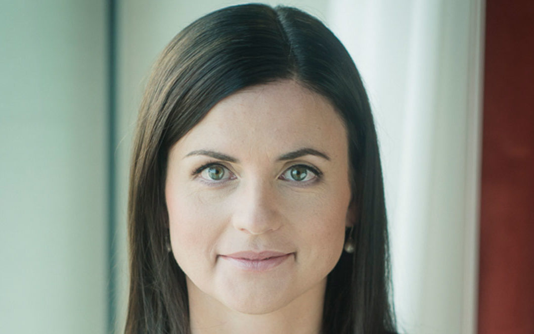 """""""Tokens will be as normal as emails today."""" – Introducing BLOCKCHANCE speaker Katharina Gehra"""