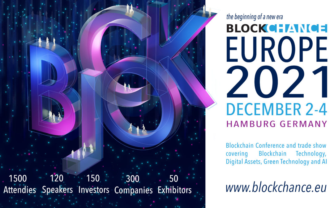 BLOCKCHANCE EUROPE 2021 takes places with 2G rules – FAQ