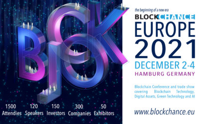 Europe's leading blockchain event 'BLOCKCHANCE EUROPE 2021' Goes Ahead in Hybrid Format